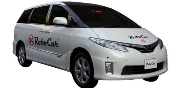 На олимпиаде в Токио водителей такси заменит электроника