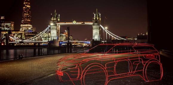 Названа дата премьеры нового Range Rover Evoque