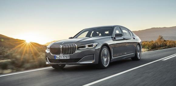 BMW представила обновленный седан 7 серии