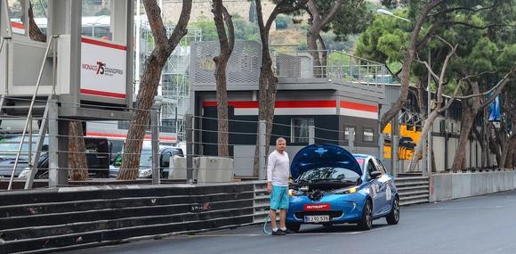 Тест Renault Zoe Z.E.40: 2500 км без удлинителя