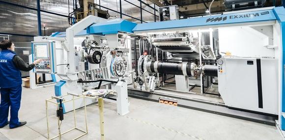 Тотальная модернизация украинского шинного производства