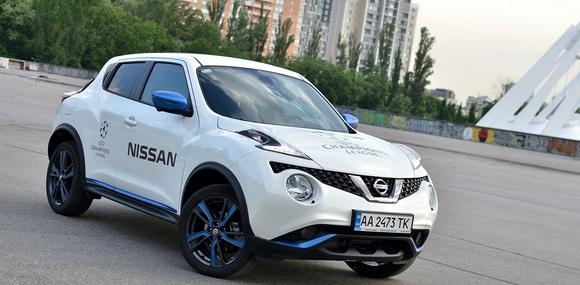 Тест-драйв Nissan Juke: на рубеже поколений
