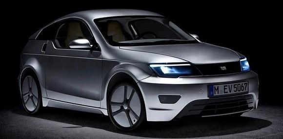 Немцы создали «народный» электромобиль