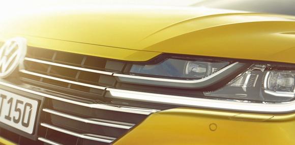 Volkswagen представит в Женеве новую модель Arteon