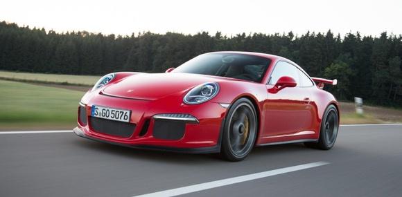 Следующее поколение Porsche 911 «попрощается» с атмосферными моторами