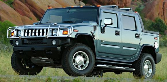 General Motors может возродить бренд Hummer