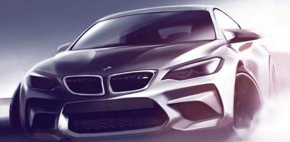 Новое купе BMW M2 Competition официально рассекретили