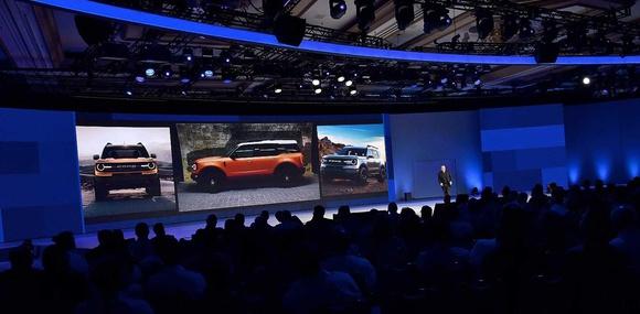 У нового внедорожника Ford Bronco может появиться кроссоверная версия