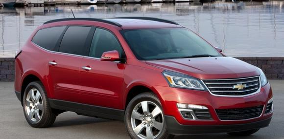 Потрескавшиеся шины остановили продажи кроссоверов GM