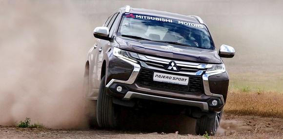 Тест Mitsubishi Pajero Sport: последние из могикан