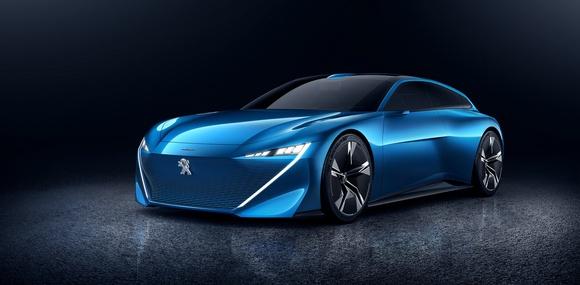 Концепт Instinct раскрыл дизайн беспилотных автомобилей Peugeot