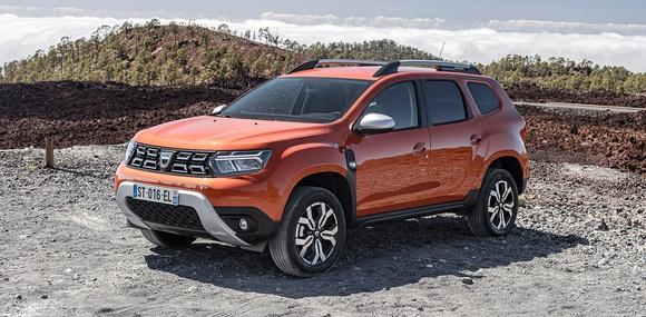 Кроссовер Dacia Duster обновлен