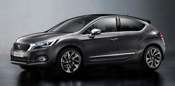 Обновлённый хетчбэк DS 4 «отпочковался» от Citroën и получил кросс-версию