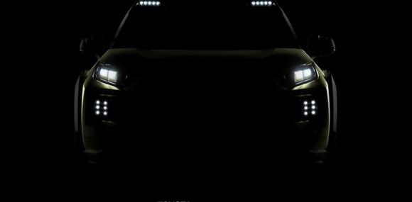 Toyota анонсировала новый «приключенческий» кроссовер