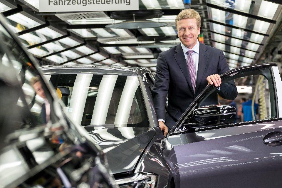 BMW выбрала нового руководителя компании