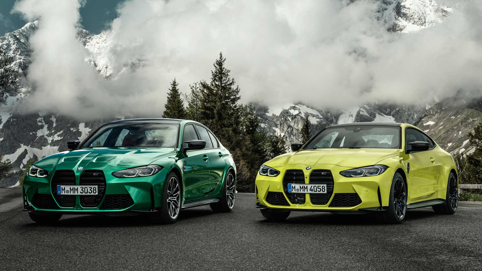BMW M3 и M4 нового поколения: официальная премьера