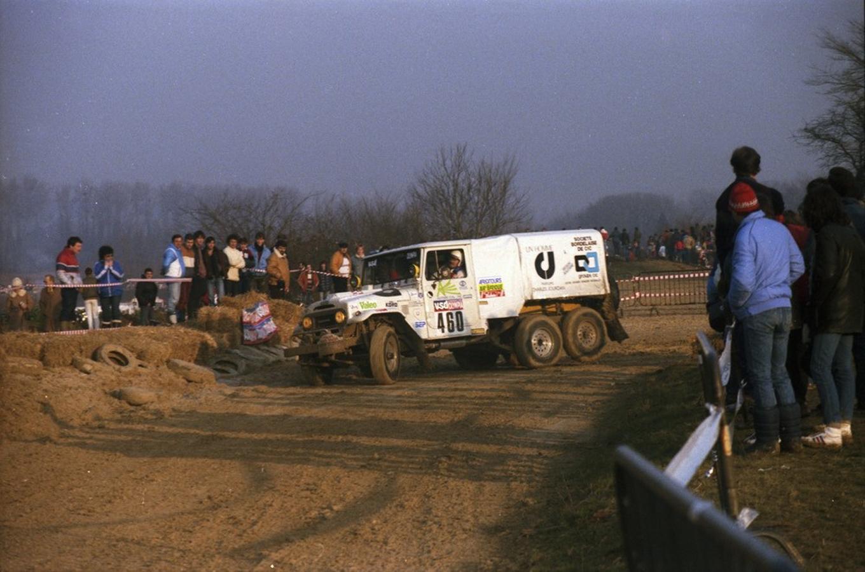 Dakar Toyota