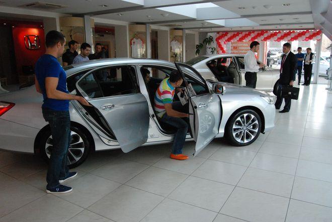 Презентация Honda Accord, фото 3