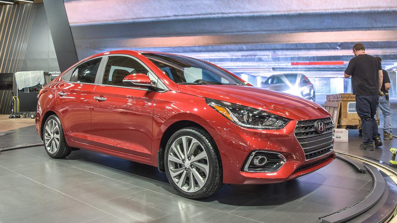 Hyundai solaris 2018 экстерьер