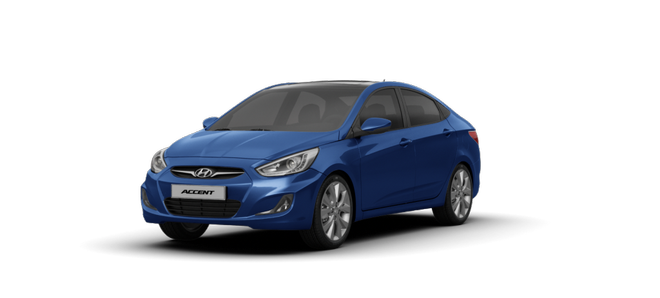 Hyundai Accent, фото