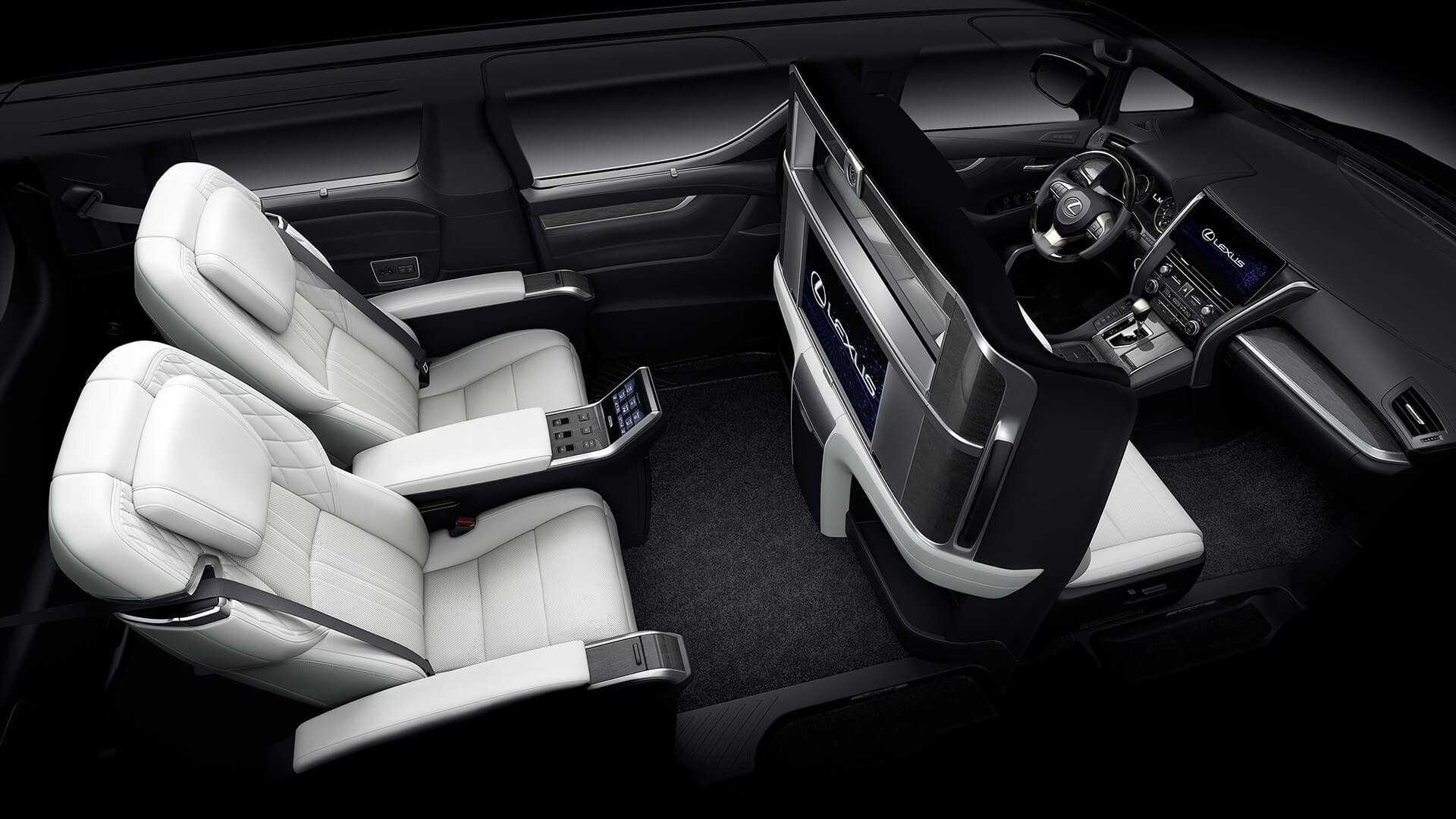 Lexus LM