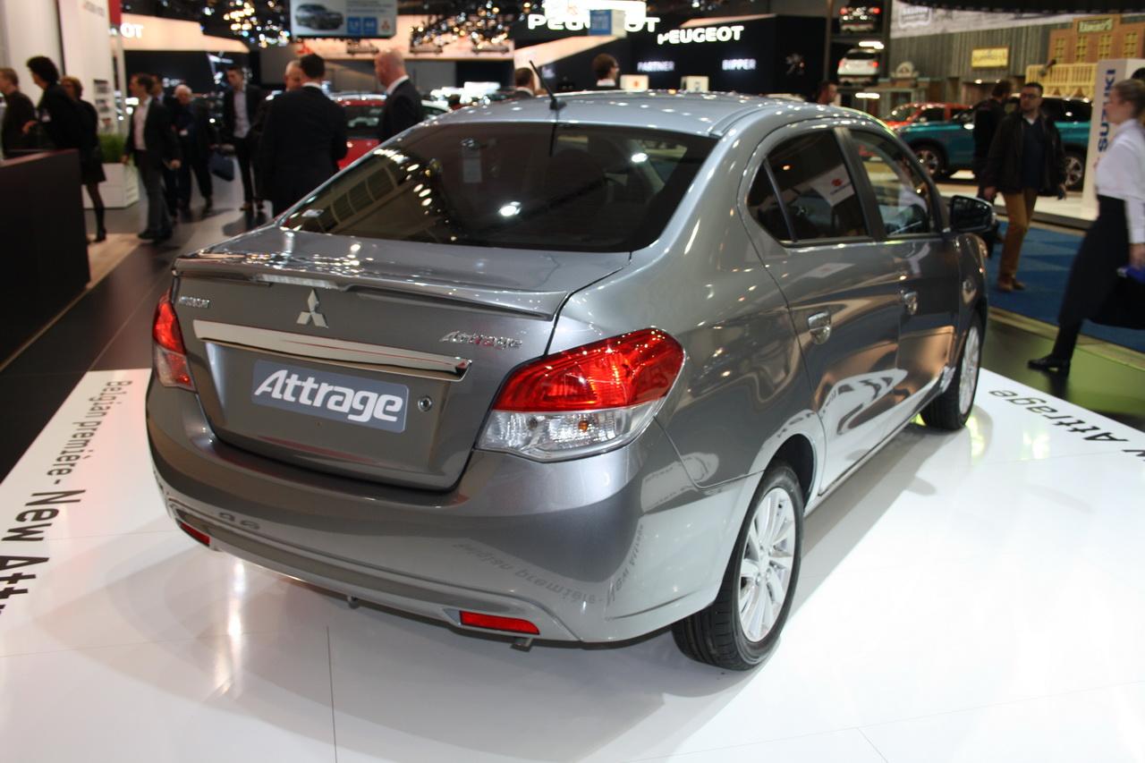 Mitsubishi Attrage