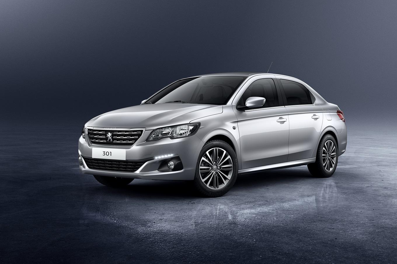 Peugeot 301 теперь доступен с новым автоматом