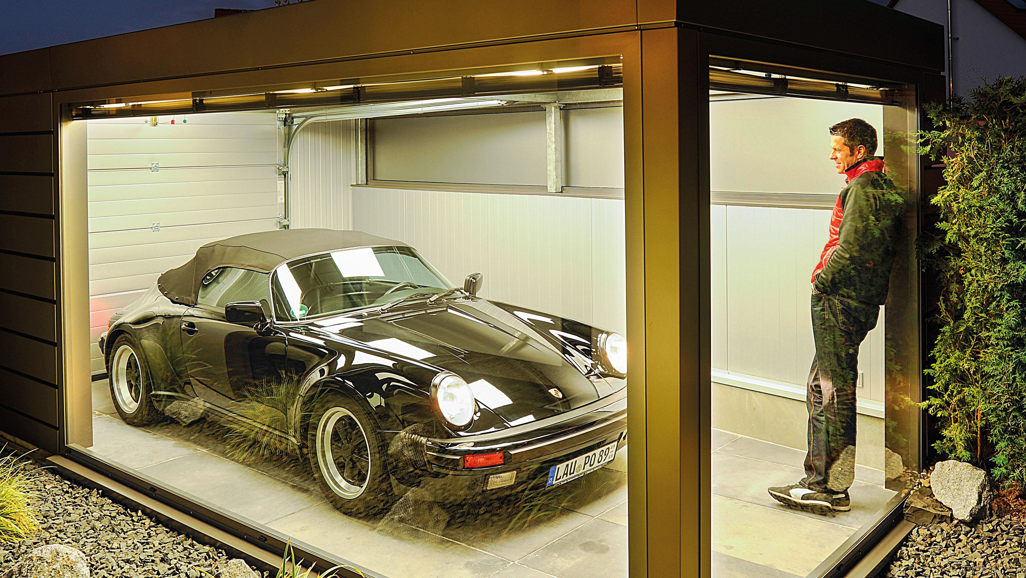 Комната для Porsche