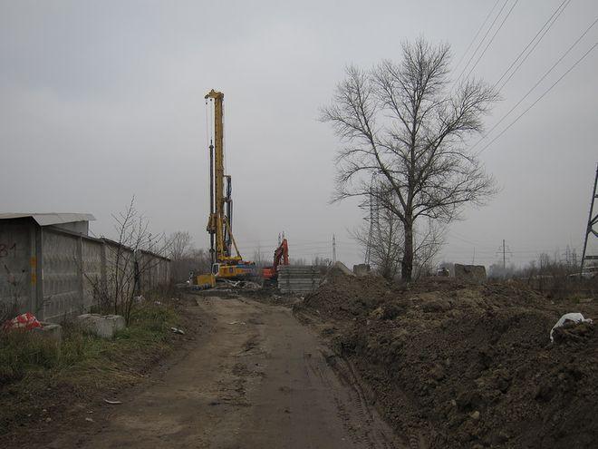 Строительство Кольцевой, фото 3