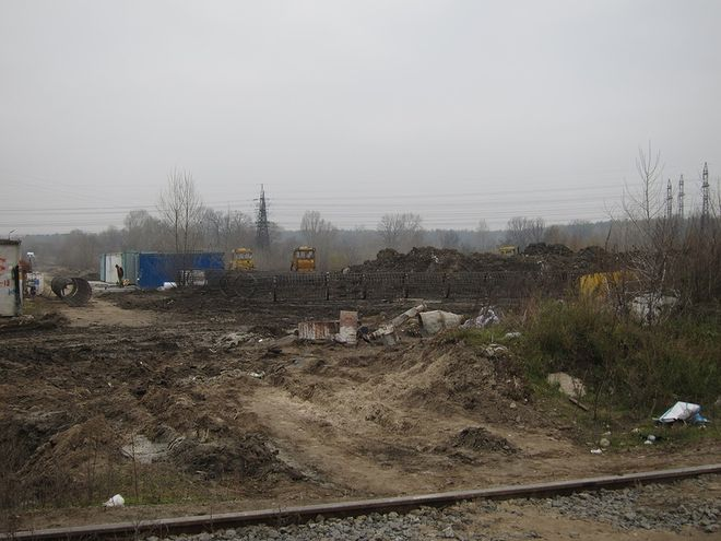 Строительство Кольцевой, фото 4
