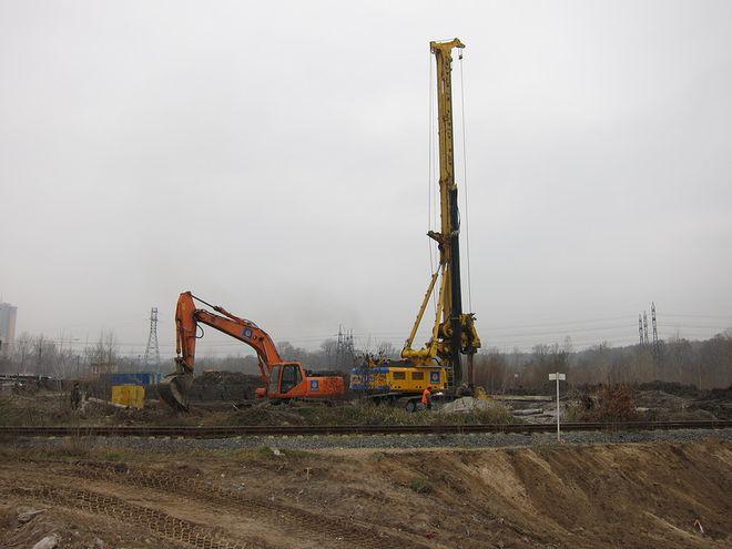 Строительство Кольцевой, фото 5