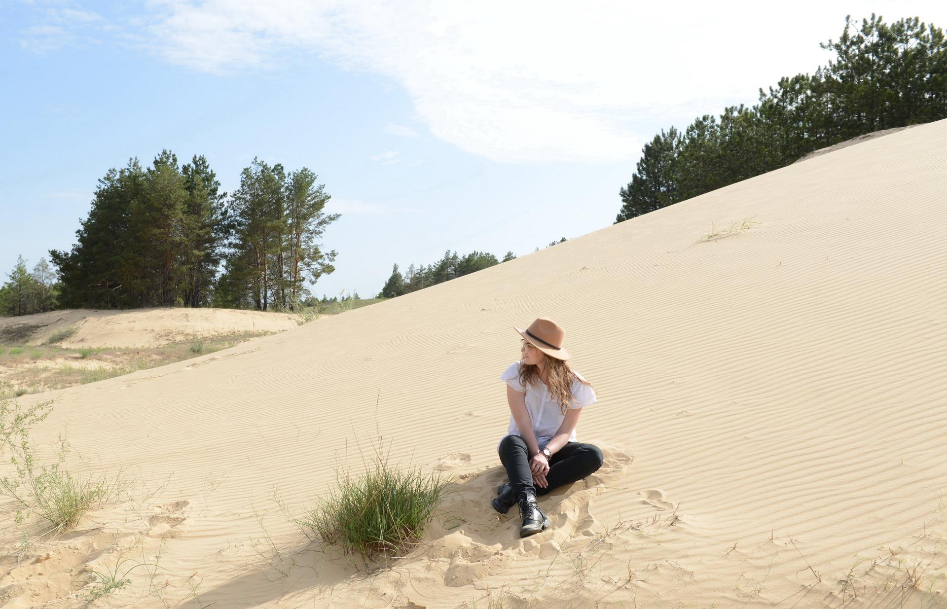 Олешковская пустыня