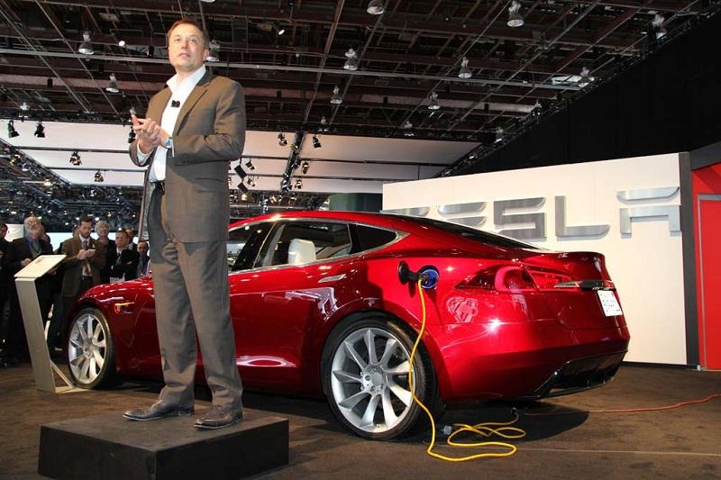 Босс Volkswagen публично признал Tesla лидером...