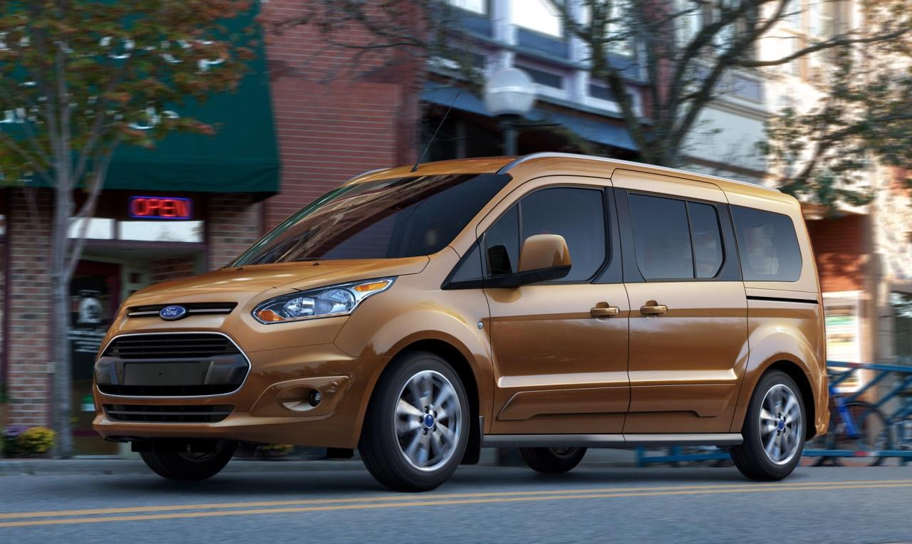 Форд торнео коннект фото