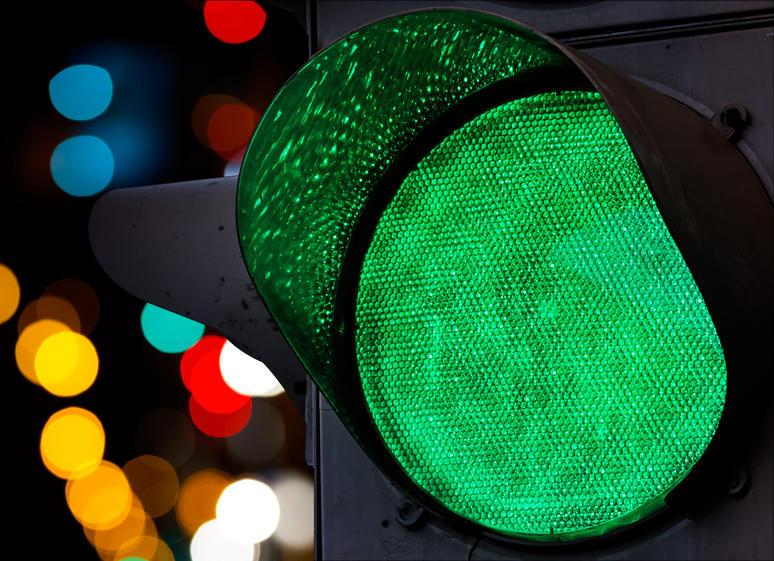 зеленый свет картинки светофор