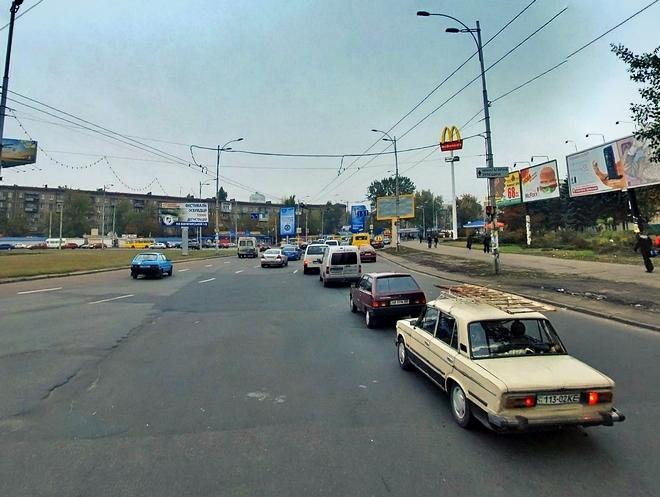 Ленинградская площадь станет
