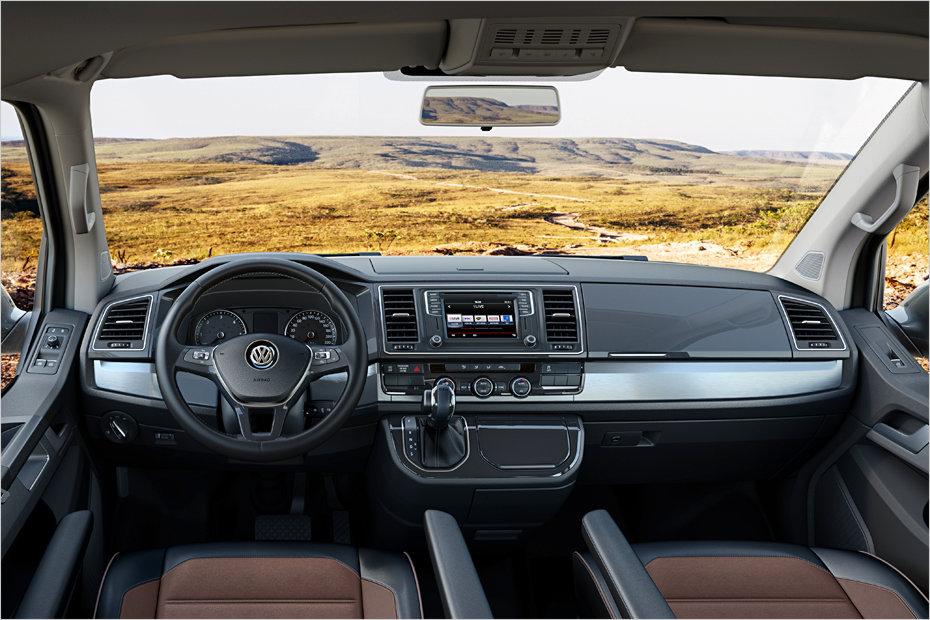 VW Multivan PanAmericana
