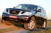 Nissan Patrol � �������� ����-����� ������������ � ��������